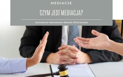 Czym jest mediacja ?